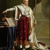 Napoléon I en costume impérial peinture de Anne Louis Girodet de Roucy-Trioson