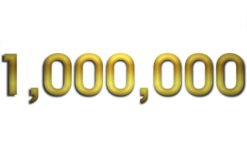 1.000.000 pages vues !!!