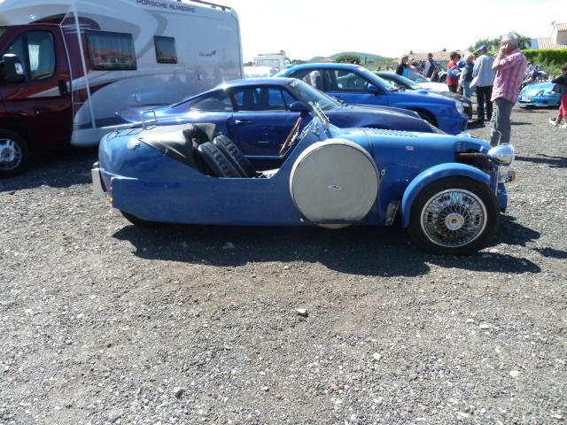 EXPO de voitures anciennes ....