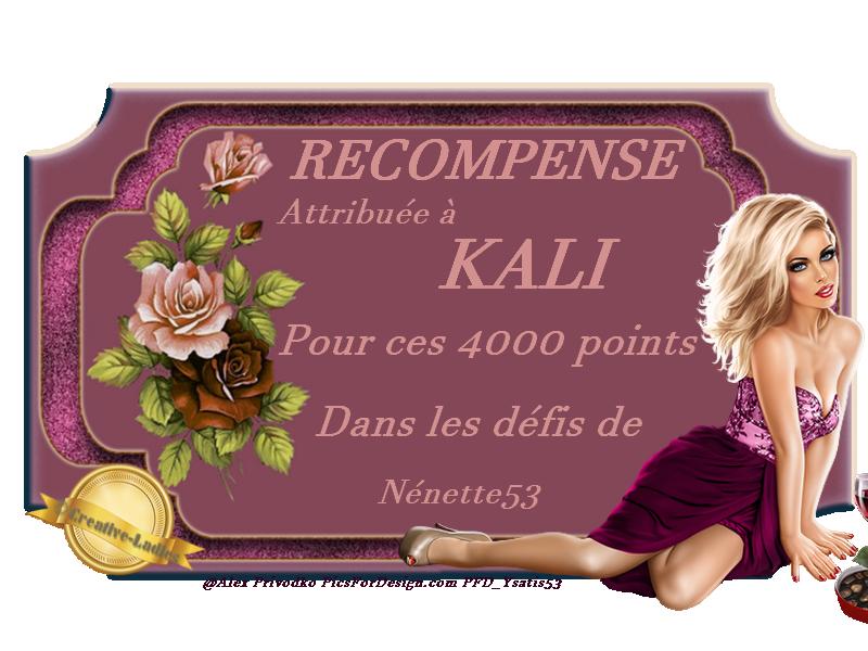 4000 Points chez Nénette53