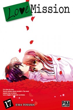 Couverture de Love Mission, Tome 17