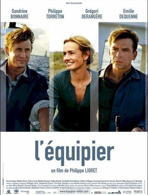 L'EQUIPIER BOX OFFICE FRANCE 2004