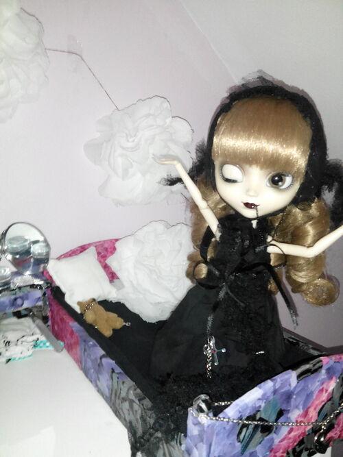 new chanbre pour Gwen ^^