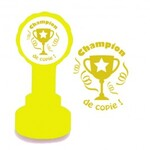Nouveaux tampons Champion chez Classroom Capers