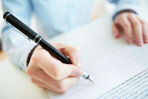 Découvrez ce que votre signature dit de votre personnalité