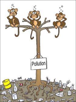 Pollution : l'alerte maximale maintenue