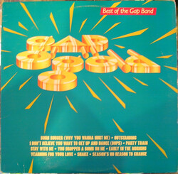 The Gap Band - Gap Gold - Complete LP