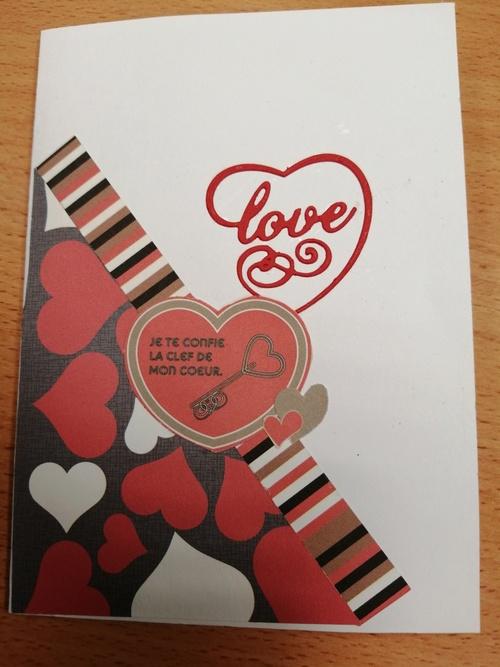 Scrap- Forum Boutspapiers- Carte St Valentin