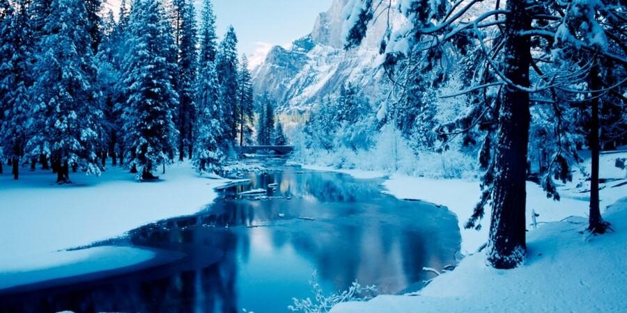 Magnifiques Paysages d'Hiver