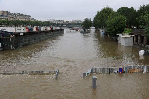 Paris Plage Marée Haute