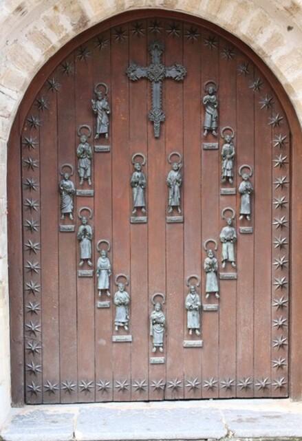 6 Monastère de San Toribio de Liebana (5)
