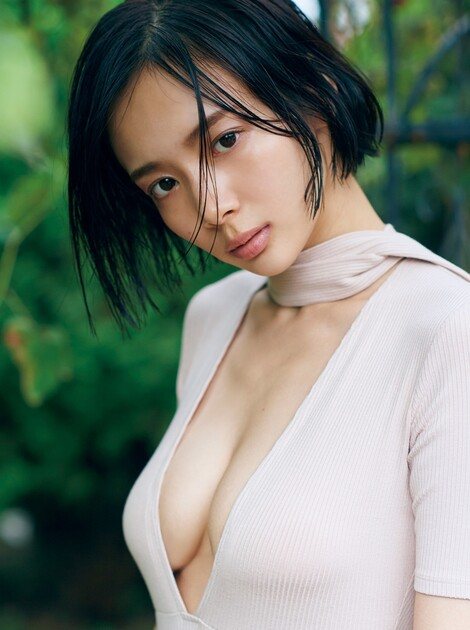 WEB Magazine : ( [FRIDAY Digital - Gravure] - |FRIDAY - 25/01/2019 - Sayaka Okada : 岡田紗佳 パーフェクト! バスト&ヒップ| )
