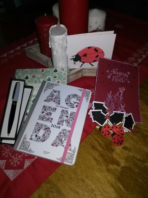 Les cadeaux du Coeur ....