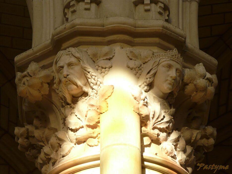 Eglise de Saint Nazaire.....intérieur