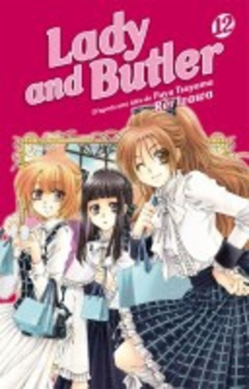 Lady and Butler tome 12 fr