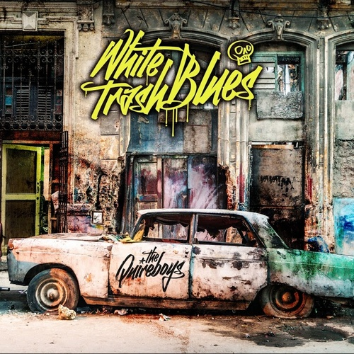 The Quireboys - White Trash Blues (2017) [Blues Rock]