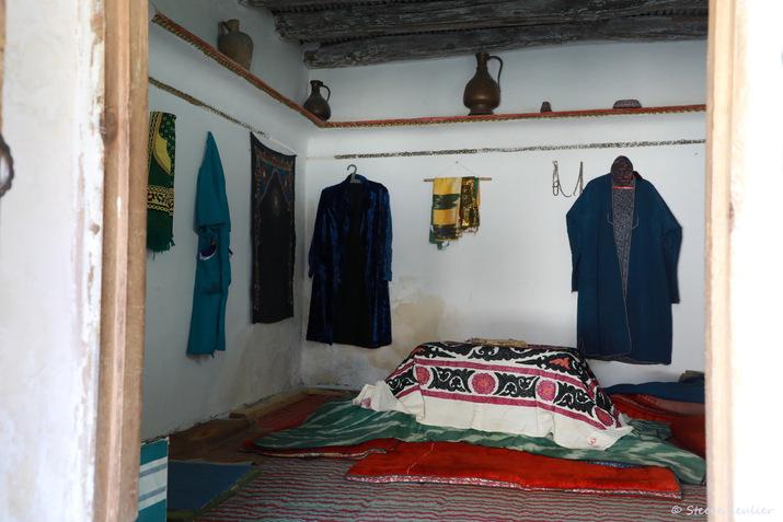 Le Régistan : la médersa Cher-Dor, Samarcande