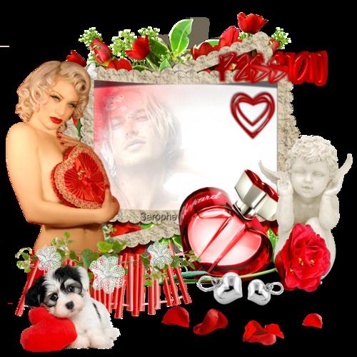 Défi Solenna - Saint Valentin