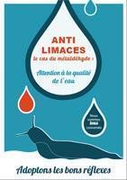 Comment chasser les limaces sans polluer l'eau ?