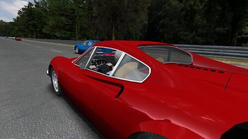 Ferrari Dino 246 GTS de 1969