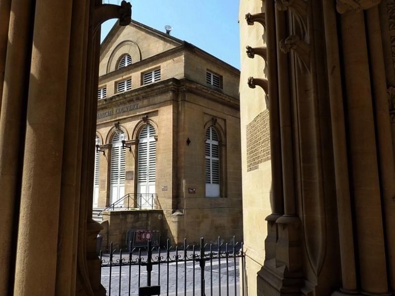Metz / Le Marché Couvert 2/2...