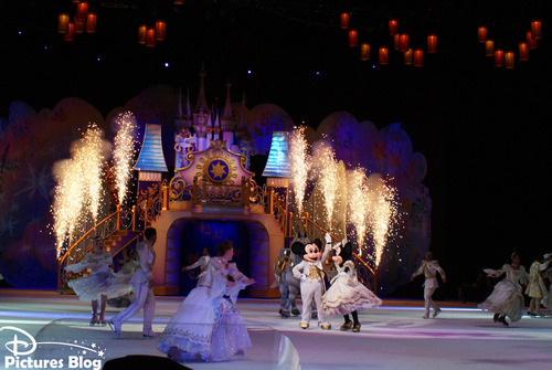 Disney On Ice : Dare To Dream