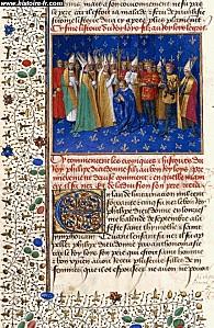 sacre philippe II auguste