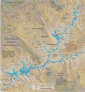 Image illustrative de l'article Lac Powell