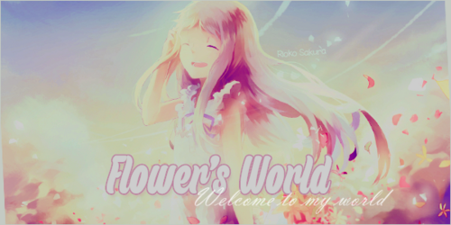 Flower's World