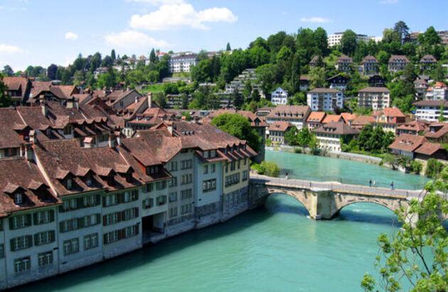 La vieille ville de Bern