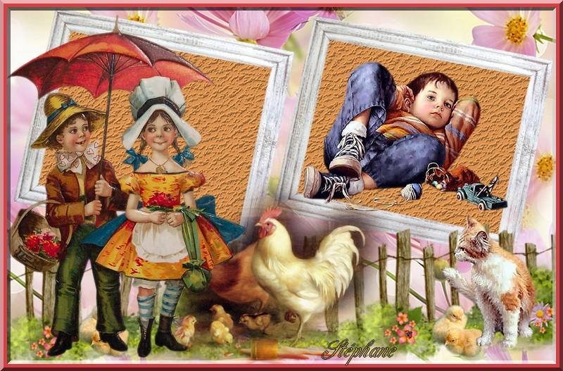 Pâques et changement d'heure que du bonheur ce week end !