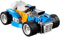 LEGO CREATOR - Les Moteurs de l'extrême (109 pièces)