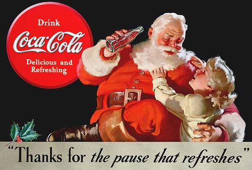 pourquoi le père Noël.....
