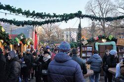 Noël 2016 à Sofia