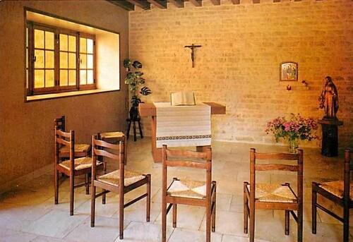 Fain lès Moutiers (21500) Maison sainte Catherine Labouré