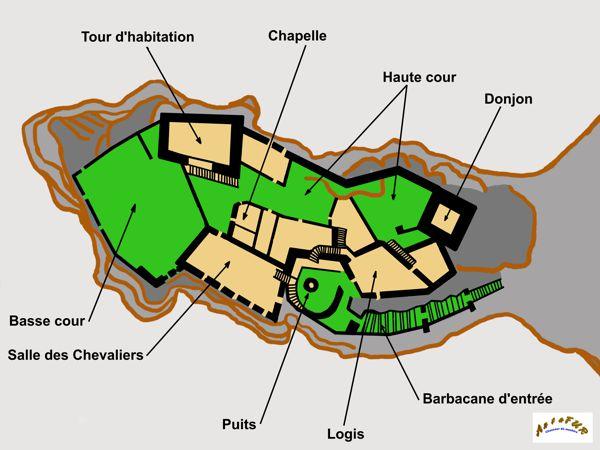 ribeauvillé balade aux 3 trois châteaux