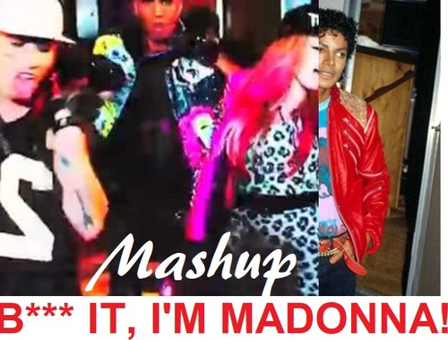 BEAT IT I'M MADONNA mashup
