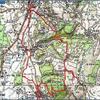 Trace GPS du circuit du Mont Verjon