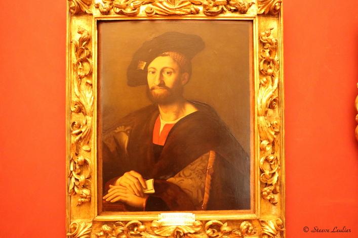 Giuliano de' Medici  d'Alessandro Allori,