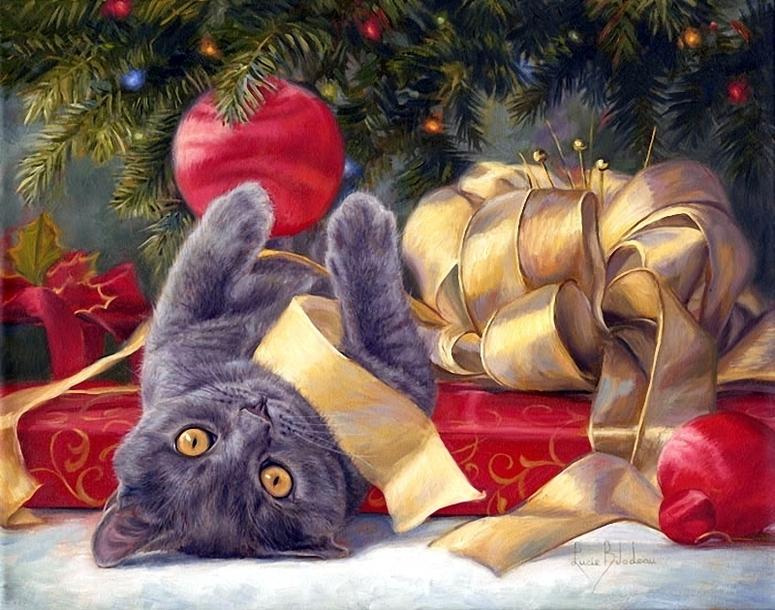 10 images ou gifs de Noël #1