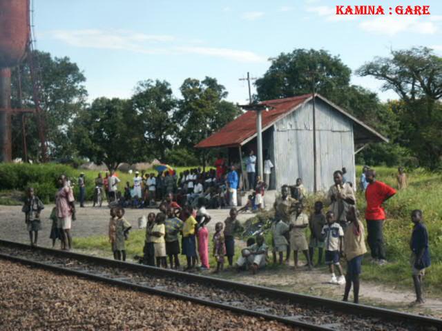 kamina sncc (société des chemins de fer congolais)