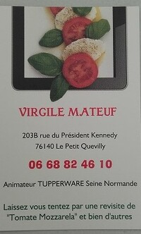 France .Qart de Final /  Atelier Tupperware