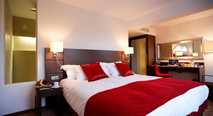 L'hotel spa Dolce La Hulpe