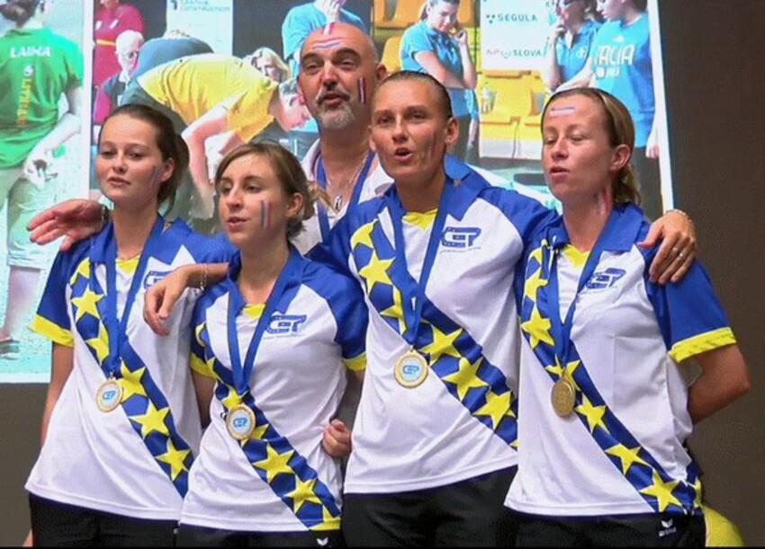 CHAMPIONNATS D'EUROPE ESPOIRS 2016