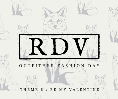 Be my Valentine #outfitherfashionday
