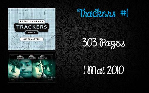 [Trackers #1] Glyphmaster , Patrick Carman