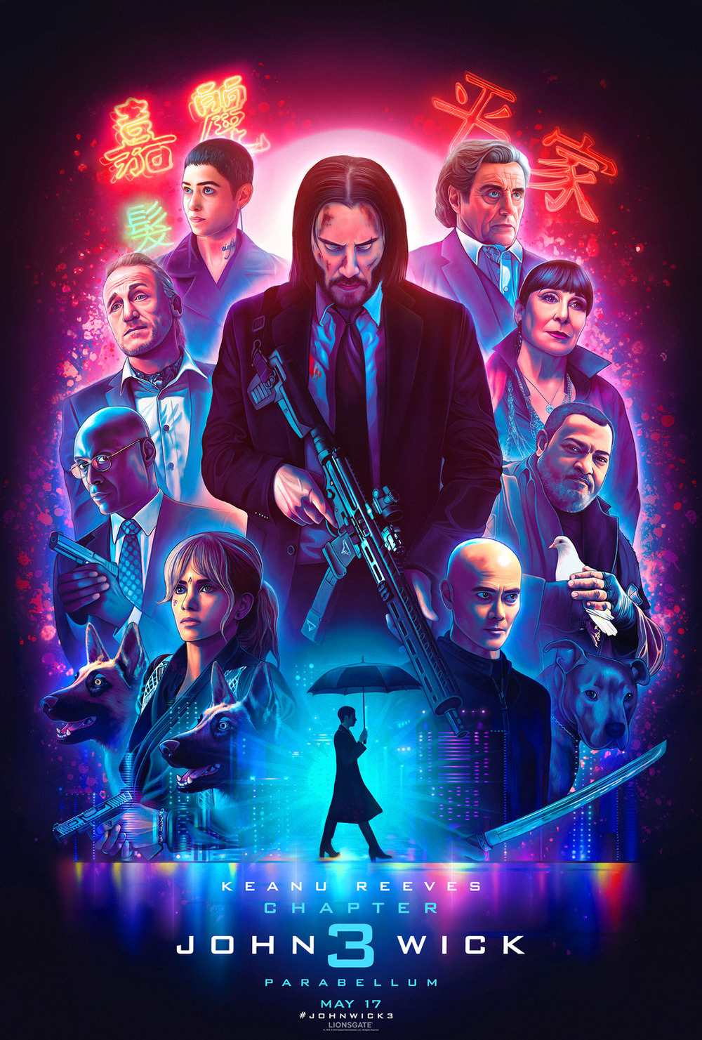 John Wick: Chapter Three - Parabellum (2019)