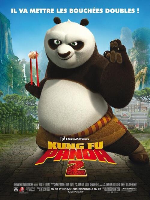 "Bonsoir a l'honneur : "" Kung fu panda """