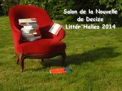 Le Salon de la Nouvelle Littér'Halles 2014 ouvrira ses portes dimanche 18 mai 2014