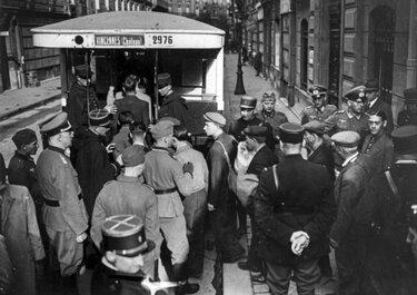 Juillet 1942... la rafle du Vel d'Hiv